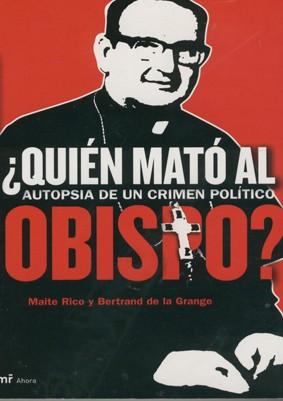¿quien mato al obispo